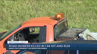 Search continues for driver in hit-and-run killing road worker in St. Clair Shores