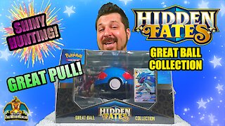 Hidden Fates Great Ball Collection #2 | Shiny Hunting | Pokemon Cards Opening
