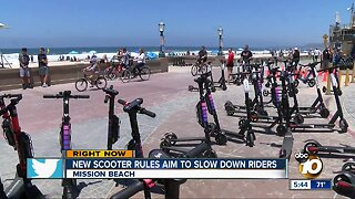 New scooter regulations take effect in San Diego