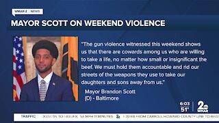 Nine people killed over holiday weekend