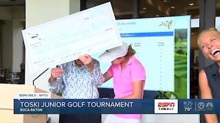 Toski Junior Golf Tournament