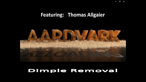 Homemade Primers - Dimple Removal with Tom Allgaier