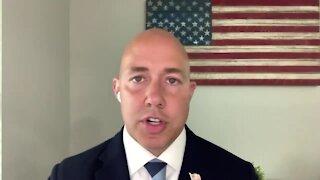 U.S. Rep. Brian Mast discusses the recent stimulus plan