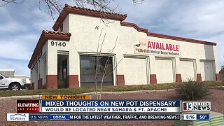 Neighbors protest proposed west side dispensary