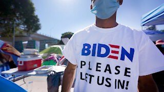 Biden Campaign Destroying Southern Border And Raising Taxes On America