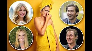 HOLLYWOOD CELEBRITIES THAT DON'T SHOWER DAILY