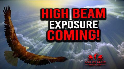 1.15.21: High BEAM of LIGHT coming! Get your GIANT VOICE ready! Popcorn Time