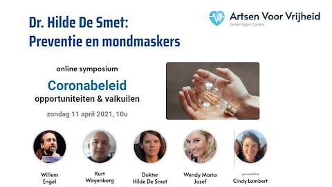 Hilde De Smet - Symposium Artsen Voor Vrijheid 11 april 2020