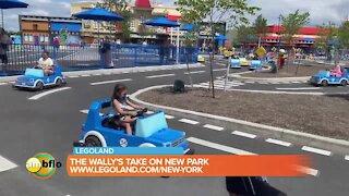 The Wally's visit Legoland New York