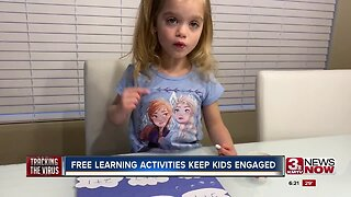Free Learning Activities to Keep Kids Engaged