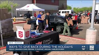 The Salvation Army is hoping to 'Rescue Christmas'