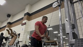 Flex Friday/RED Friday Arm Workout - 20210521