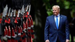 Trump Boosts Boris Johnson For Prime Minister During UK Visit