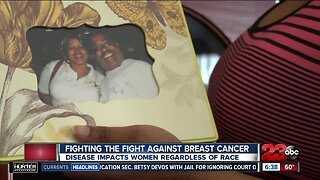 Local woman shares her story of battling breast cancer