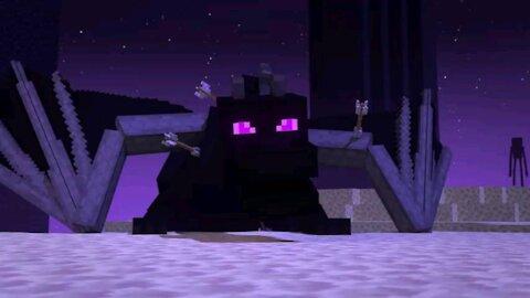 Minecraft bloopers