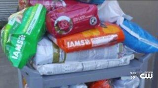 Animal Food Bank Donations