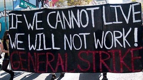 National General Strike? Was Their Biggest Weakness Revealed By Cummings? - Liverpool in 1911 V 2021