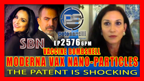 EP 2576 6PM MODERNA VAX HAS REMOTELY CONTROLLABLE NANO BOTS THE PATENT IS SHOCKING