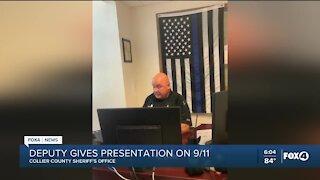 Deputy gives presentation on 9/11