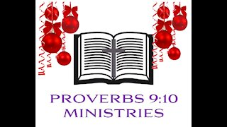 Christmas in July! Proverbs 9:10 Ministries