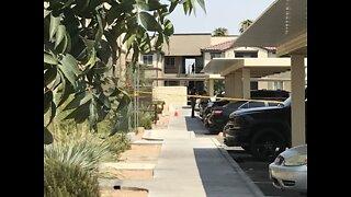 Las Vegas police investigate shooting
