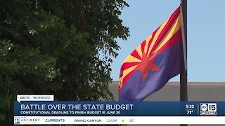 Deadline looms as Arizona Senate struggles to agree on a budget
