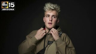 Jake Paul charged after Scottsdale looting