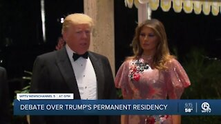 Attorney details how Trump should be allowed to stay at Mar-a-Lago
