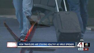 How travelers stay healthy as coronavirus spreads