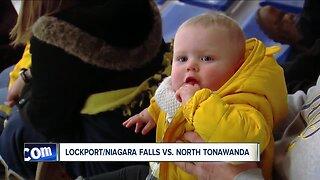 Lockport/Niagara Falls vs. North Tonawanda