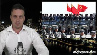 China threatens to attack Australian soil