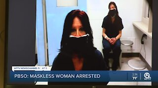 Woman who refused to wear mask at Einstein Bros. Bagels arrested