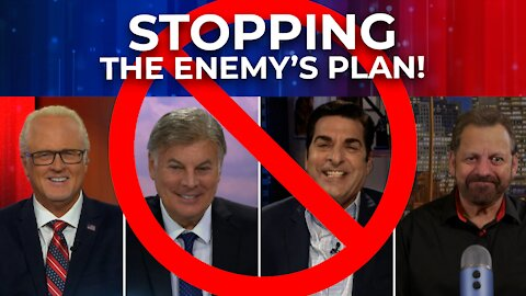 FlashPoint: Stopping the Enemy's Plan!   Lance Wallnau, Hank Kunneman, and more! (8/31/21) 