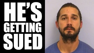 Male Feminist Shia LaBeouf Sued By Ex-Girlfriend For Abuse Allegations