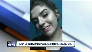 Town of Tonawanda Police search for missing girl