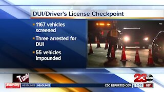 Driver leads BPD on pursuit after failing to stop at DUI checkpoint