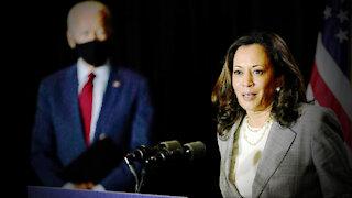 Joe Biden Refers To Kamala Harris As President Elect During Speech