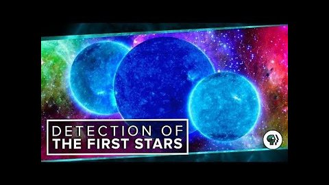 Scientists Have Detected the First Stars