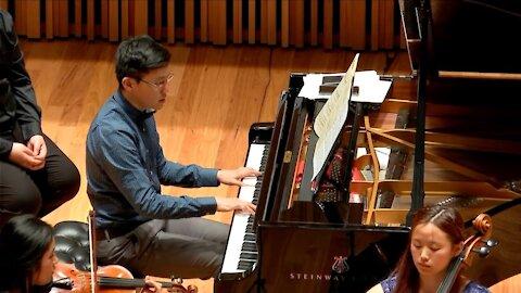 Brahms Piano Trio in A major Op. Posth: III. Lento
