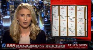 The Real Story - OANN Breaking Maricopa Audit News