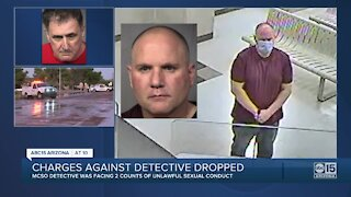 MCAO: Charges dropped against MCSO deputy in unlawful sexual conduct case