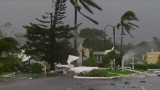 West Palm Beach prepares for hurricanes during a pandemic