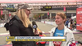 Catching up with the Detroit Half-Marathon winners