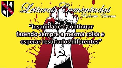 #49 Leituras Comentadas -Defender o socialismo é defender a agressão contra inocentes