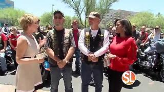 Honoring Veterans: Combat Veterans Motorcycle Association