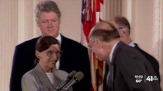 Justice Ginsburg's death 'devastating,' KC historian says