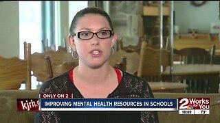Senate Bill 446 to address mental health in schools
