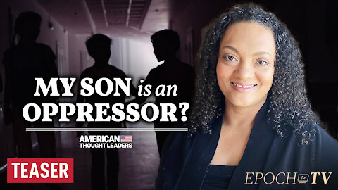 Gabrielle Clark: My Son Is Not An Oppressor Just Because He Looks White | TEASER