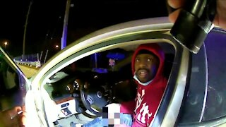 Parma Police release video of Frank Q. Jackson's traffic stop