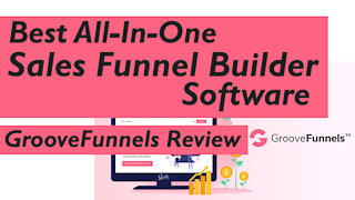 GrooveFunnels Review   Best All-in-One Sales Funnel Builder Software